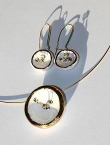 Sady šperkov - Zlatý setík - 6240240_