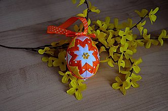 Dekorácie - Veľkonočné vajíčka - 6256622_