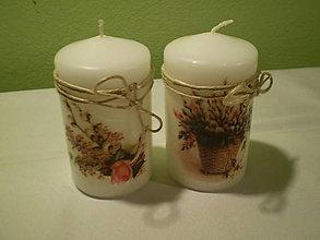 Svietidlá a sviečky - Sviečky Duo - 6261877_