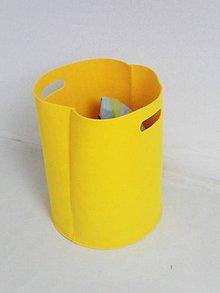 Košíky - Kôš žltá - 6263068_