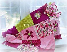 Textil - Deka Flóra 70x90cm - 6267036_