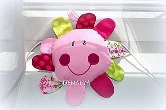 Hračky - Mini závesné slniečko 15cm - 6267114_