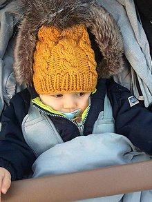 Detské čiapky - čiapka LIOON - 6266028_