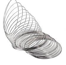 Komponenty - Pamäťový drôt 65-70 mm - 6266437_