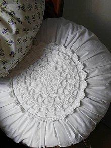 Úžitkový textil - vankúš - 6266869_