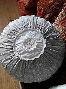 Úžitkový textil - vankúš - 6267029_
