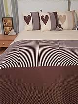 Úžitkový textil - prehoz cez  posteľ  140x200cm - 6270829_