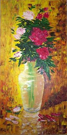 Obrazy - Kytica ruží - 6270355_