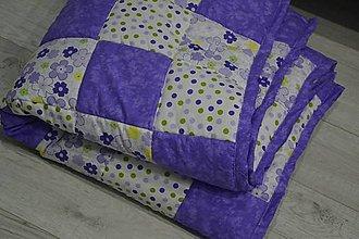 Textil - Fialový sen - 6270039_