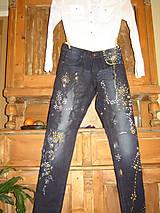 Nohavice - Jeans - 6271552_