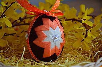 Dekorácie - veľkonočné vajíčko - 6271800_