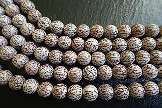 Korálky - Santalové drevo 10mm - 6273916_