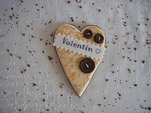 Medovníkové srdce na Valentína   Jatabona - SAShE.sk - Handmade ... cc351ca3d08
