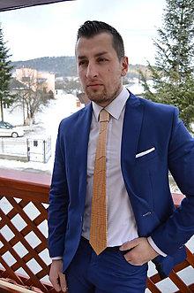 Doplnky - Drevená kravata   Drewomil - 6276808_