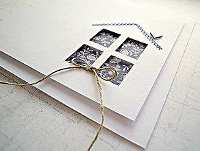 Papiernictvo - Pozdrav štýlový \