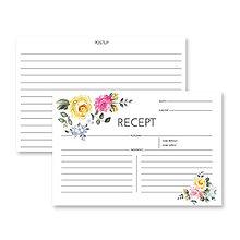 Papiernictvo - Kartičky do receptára IV 50 ks - 6277674_