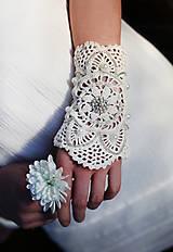 Luxusný svadobný náramok