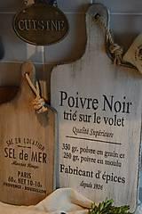 - Staré francúzske lopáre 2ks - 6275015_