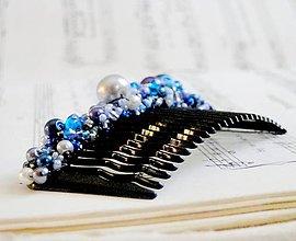 Ozdoby do vlasov - Blueberries - 6279753_