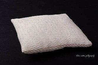 Textil - Vankúšik pre Bábätko, OEKO-TEX®, CreamEye - 6280201_