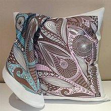 Úžitkový textil - rozprávková záhrada - 6280350_