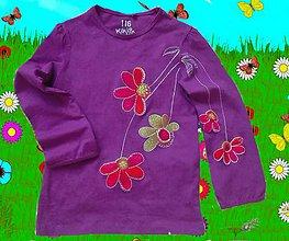 Detské oblečenie - Kvetinkové - 6281068_