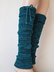 Obuv - Návleky na nohy barevné III - 6285995_