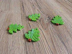 Dekorácie - vianočná ozdoba - strom - 6285795_