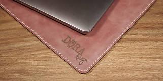 Na tablet - Kožený obal na tablet - 6284226_