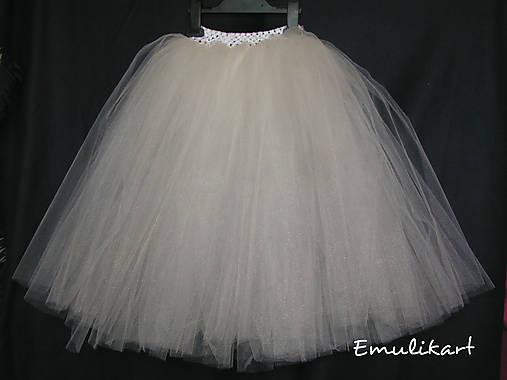 769b07d7e599 Dlhá tutu nadýchaná sukňa pre tehuľky na fotenie   emulikart - SAShE ...