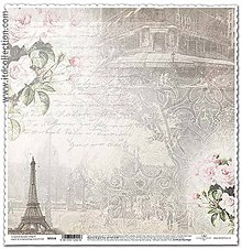Papier - Papier na scrapbooking SCL516 - 6286641_