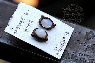 Náušnice - Hermes&Luna-e - 6285640_