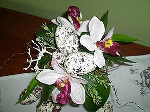 Dekorácie - Veľkonočná dekorácia - 6288088_
