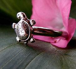 Prstene - Želvička.... - 6290861_
