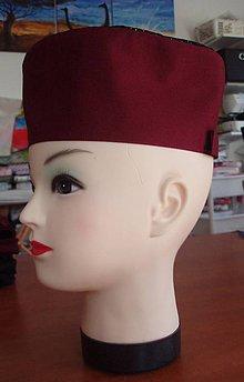 Čiapky - Kuchárske čiapky - 6296509_