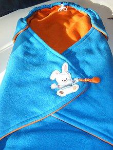 Textil - zavinovačka do vajíčka aj kočiara - 6293994_