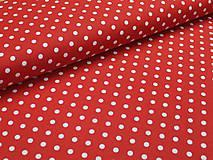 Textil - Jahodové želé - vzor 19 - 6299753_