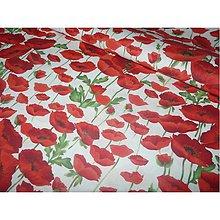 Textil - DIVÉ MAKY vzor 91 - 6300488_