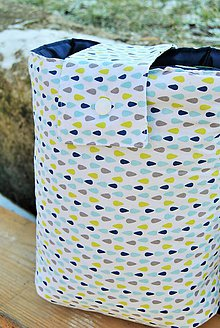 Iné tašky - Kapsička na plienky - 6300810_