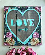 - Key to my heart tabulka AKCIA - 6297769_