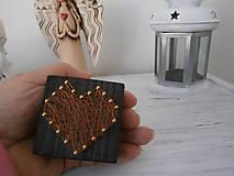 Obrázky - Čičmianské srdce na dlani. - 6300962_