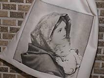 Úžitkový textil - Bavlnené vrecúško - 6299478_