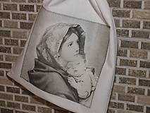 Úžitkový textil - Bavlnené vrecúško - 6299480_