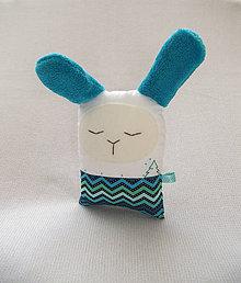 Hračky - zajko, cikcak skok!... - 6298620_