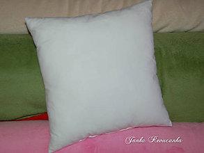 Úžitkový textil - vankúš - výplň - 6298544_