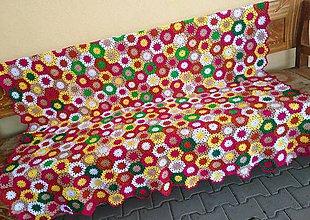 Úžitkový textil - Big patchWORK no.5 - 6297612_