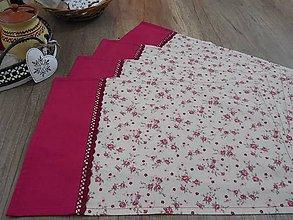 Úžitkový textil - prestieranie do kuchyne  - sada  4 ks - 6303355_