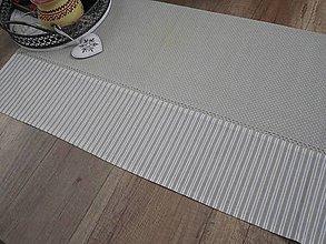 Úžitkový textil - štola na stôl  140x40 cm - 6303430_