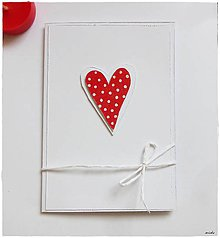 Papiernictvo - Pohľadnica Jednoducho láska - 6301530_