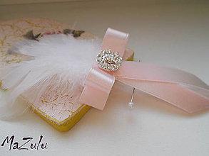 Pierka - svadobné pierko - 6303008_